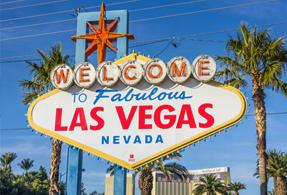 Las Vegas  ハーレーのレンタル