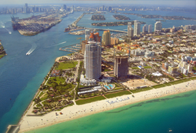 Miami ハーレーのレンタル