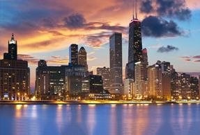 Chicago ハーレーのレンタル