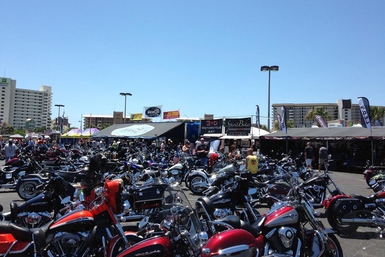 Panama City Beach Motorcycle Rental