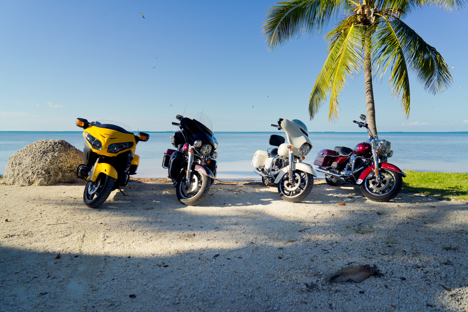 Motorcycle Rental Miami
