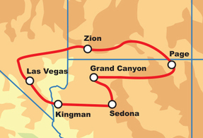 Las Vegas National Park Motorcycle Tour