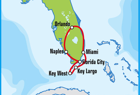 Miami Paradise Motorcycle Tour