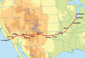 Milwaukee Route 66 Motorcycle Tour