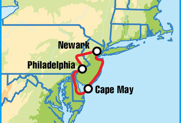 New Jersey Motorcycle Tour