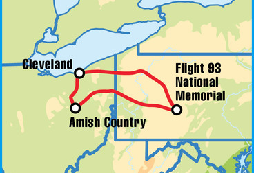 Ohio Amish Country Motorcycle Tour