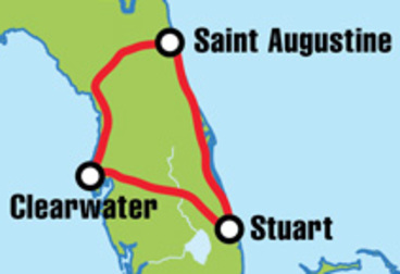 Florida Coast Motorcycle Tour