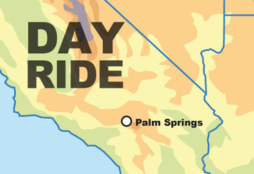 Endless Summer - Palm Springs Motorcycle Tour