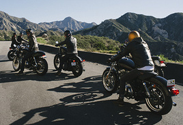 THE ROADERY - Great Western Round Trip Motorcycle Tour