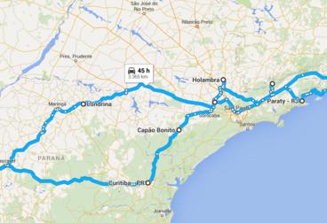Iguazu Falls Motorcycle Tour