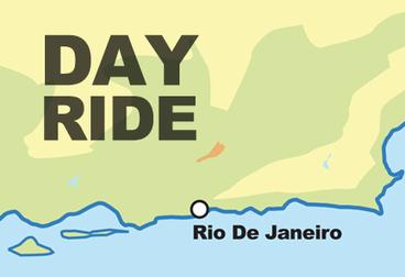 Rio de Janeiro City Motorcycle Tour