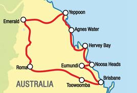 Capricorn Coast Motorcycle Tour