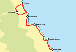 Far North Coast Motorcycle Tour