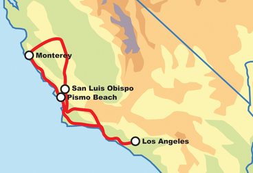Ride Now! Pay Later! Best of PCH Motorcycle Tour