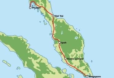 Phuket Bike Week & Water Festival Ride - 2015 Motorcycle Tour