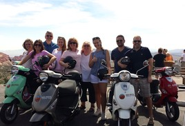 Las Vegas Red Rock Scooter Tour