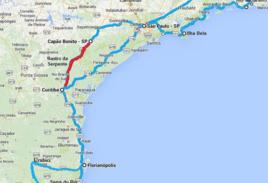 Serra do Rio do Rastro & Florianopolis Motorcycle Tour