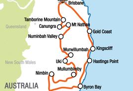 Byron Bay & Hinterland Weekend Escape