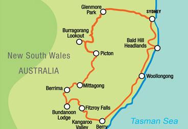 Kangaroo Valley Overnighter