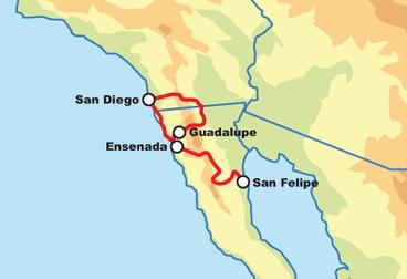 Baja / San Felipe