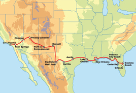 EagleRider Coast 2 Coast – The Ultimate American Road Trip