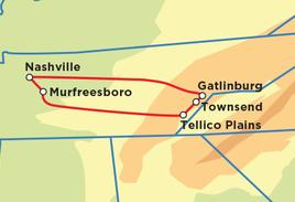 Southern Appalachian Ride