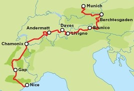 Small Batch Classic European Alpine Tour