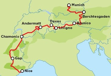 Small Batch Classic European Alpine Tour