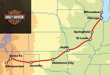 ROTA 66 Tour Exclusivo Harley Davidson VIP  De Milwaukee a Albuquerque