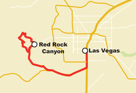 Fourth Annual AWS re:Invent Harley Ride – Red Rock Canyon with Harley