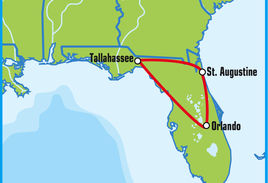 Orlando North Florida Motorcycle Tour