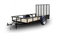 MUSTANG UTILITY TRAILER 6x10