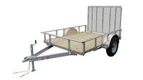 Mustang® Utility Trailer 5x10