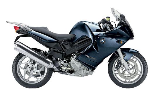 BMW® F 800 ST