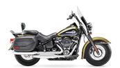 Ride a Harley-Davidson® Heritage Softail® from Jackson Hole, WY to the West Coast for $99/ Day - No One Way Fee,