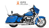 Ride a Harley-Davidson® Street Glide® from Jackson Hole, WY to the West Coast for $99/ Day - No One Way Fee,