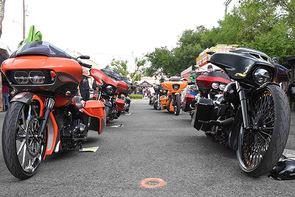Leesburg Bikefest™ 摩托车租赁