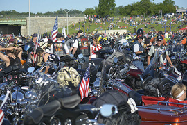 ROLLING THUNDER RIDE FOR FREEDOM XXX