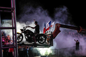 The Republic of Texas Biker Rally Motorcykeluthyrning