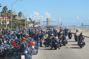 Lone Star Rally Motorcycle Rental