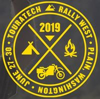 Touratech Rally West 2019 Motorcycle Rental