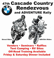 Cascade Country Rendezvous Motorcycle Rental