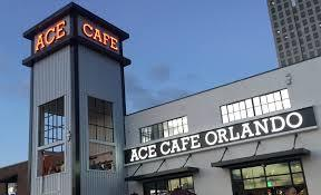 Ride to Ace Café for Brunch Motorcycle Rental