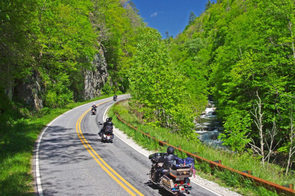 The Duffy Lake Loop Ride Motorcycle Rental