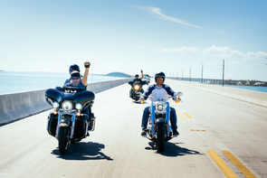 Thunder Beach Annual Autumn Motorcycle Rally 모터사이클 대여