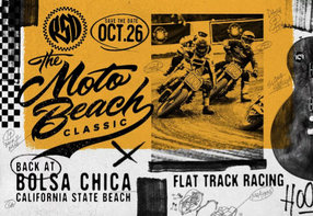 The Moto Beach Classic Motorcycle Rental