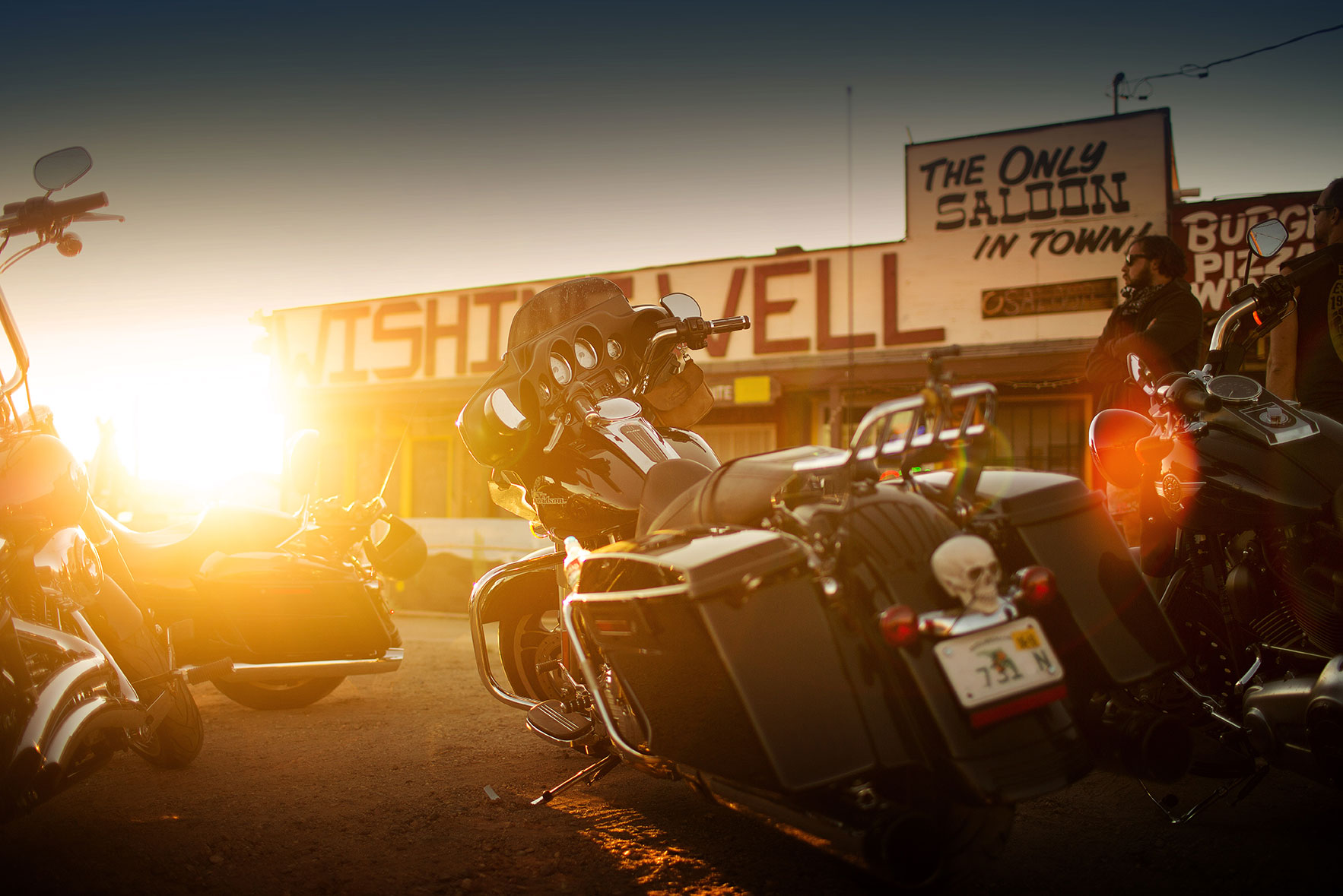 AMERICAN WEST Motorcycle tours