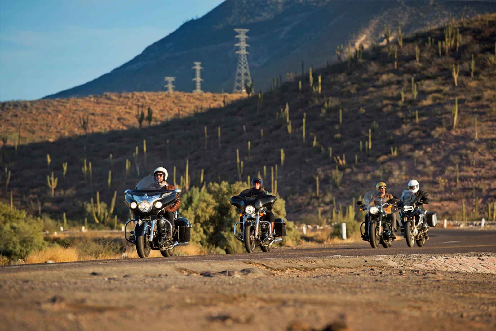 Tours de Motocicleta da Rota 66