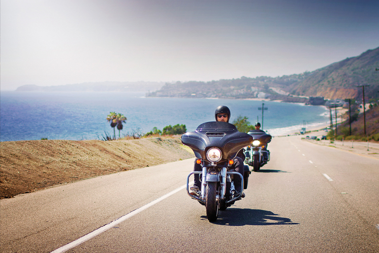Coast To Coast Motorcycle tours