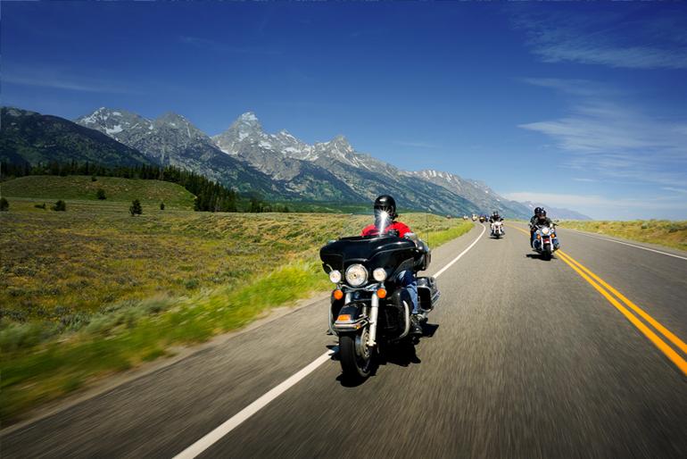 Circuits moto Route 66